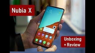 Video Nubia X 5G WWeMHuXkYlU