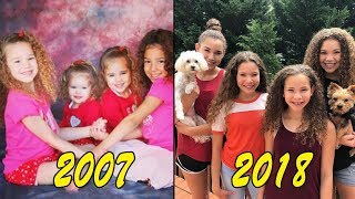 Haschak Sisters From 2005 To 2018 - Star News