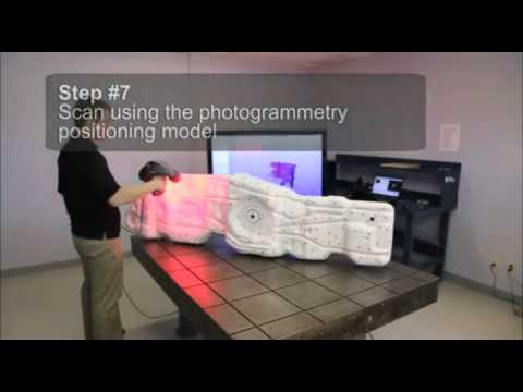 The Best Mobile 3D laser scanner video - USA and Canada
