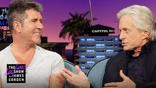 Simon Cowell on Puppies and Parenting