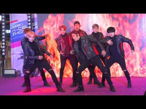 170325 BRUTE cover BTS - Spring Day (봄날) + FIRE + Not Today @ SHOW DC K-Pop Cover Dance (Final)