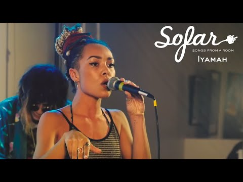 Iyamah - Silver Over Gold | Sofar Los Angeles