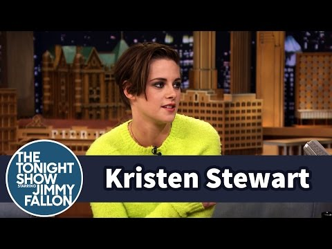 Kristen Stewart Rescued a Friend While Filming, Kristen Stewart Rescued a Friend While Filming
