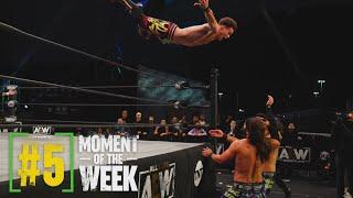 AEW Dynamite (11/18): Young Bucks Vs. Top Flight