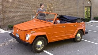 The Volkswagen Thing Is Slow, Old, Unsafe... and Amazing