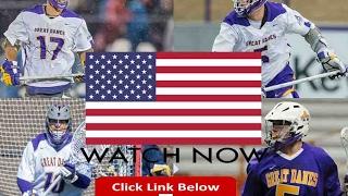 St. Peter's Prep vs Don Bosco Prep | High School Lacrosse | Live Stream