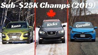 Best Affordable Cars 2019 (Canada)
