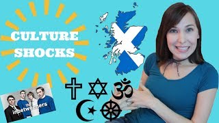 7 CULTURE SHOCKS OF MOVING TO SCOTLAND!