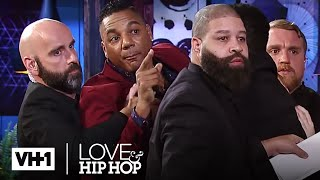 Rich Dollaz Charges at Safaree   Love & Hip Hop: New York