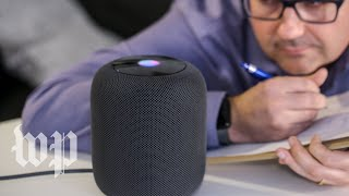 Apple's Siri isn't very smart in the HomePod