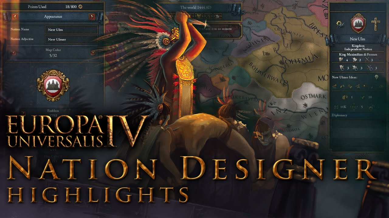 El Dorado - Nation Designer Highlights