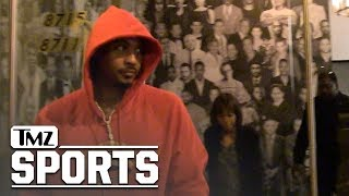 Carmelo Anthony Shuts Down Theory He Started Lakers, Rockets Fight   TMZ Sports