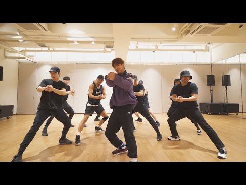 U-KNOW 유노윤호 'Follow' Dance Practice