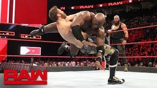 WWE RAW Live
