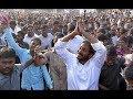 Massive Response for Jagan  Padayatra in Vijayawada