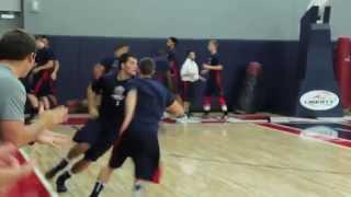 Liberty Basketball bootcamp 2013