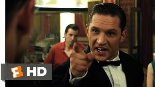Legend (2015) - Ron vs. Reggie Scene (5/10) | Movieclips