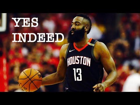 James Harden MVP Mix 'Yes Indeed' 2018