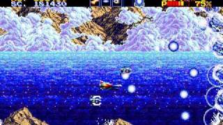 Mega Drive Longplay [105] Lightening Force