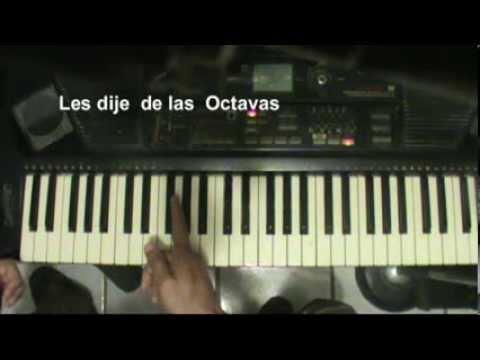 Aprende a tocar PIANO - ORGANO desde cero conocimiento (2a. parte)