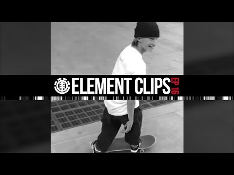 Video ELEMENT Skateboard complet SECTION 7.75