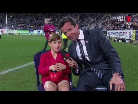 2016 NAB AFL Auskicker of the Year – Rd 19 Nominee