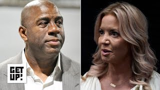 Jeanie Buss is to blame for the Lakers' dysfunctional season - Jalen Rose | Get Up!
