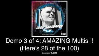 AIRWAVE V3 Teaser 3 of 4: Amazing Multis!