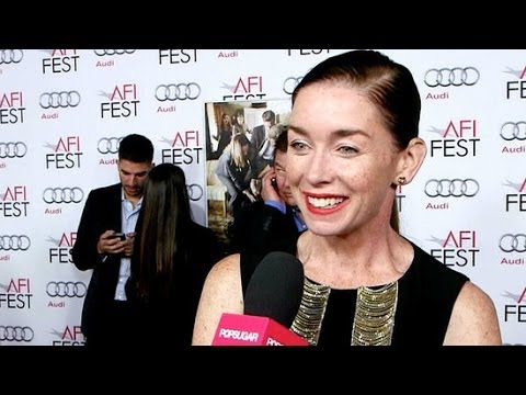 Julianne Nicholson on Her