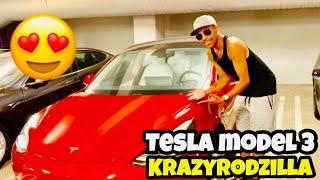 In Depth Tesla Model 3 Review | Version 9 Update, Autopilot and  Self Parking