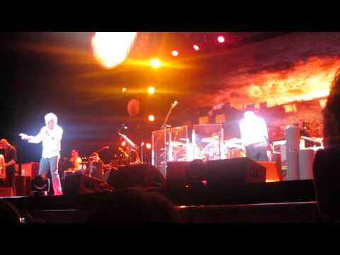 The Who - Dr Jimmy - Dublin 2013