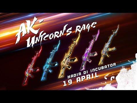 OFICIAL: Nova Incubadora de Abril - AK - Projeto Unicórnio