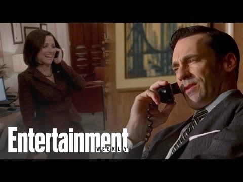 Don Draper Prank Calls The Veep
