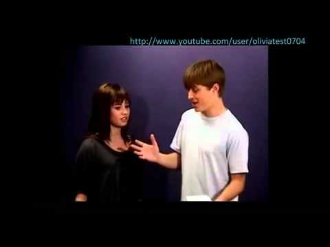 Demi Lovato & Sterling Knight-Funny Audition - YouTube