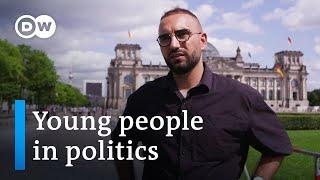 German election: Rejuvenating politics   DW Documentary