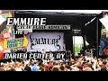 Emmure | Solar Flare Homicide | Live at Warped Tour 2017 | Darien NY