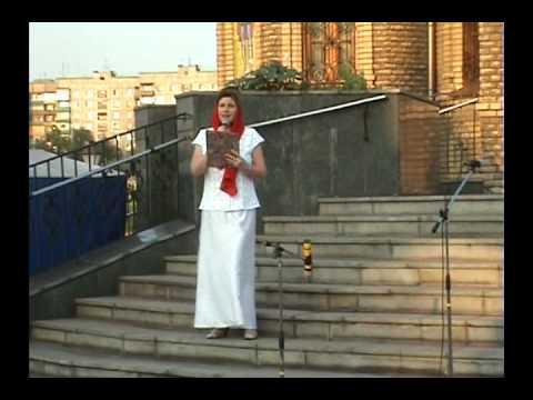 Концерт в день памяти Петра и Февронии, ч3