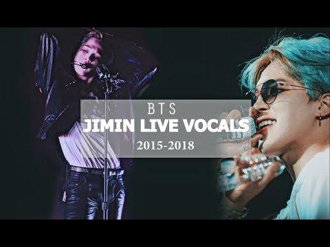 [BTS] Jimin 지민 BEST LIVE VOCALS PART 1