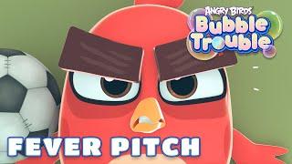 Angry Birds Bubble Trouble - 17  Teplota