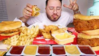 Chick-Fil-A • MUKBANG | EATING SHOW