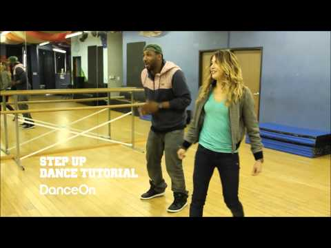 Step up Revolution Final Dance Tutorial - Twitch