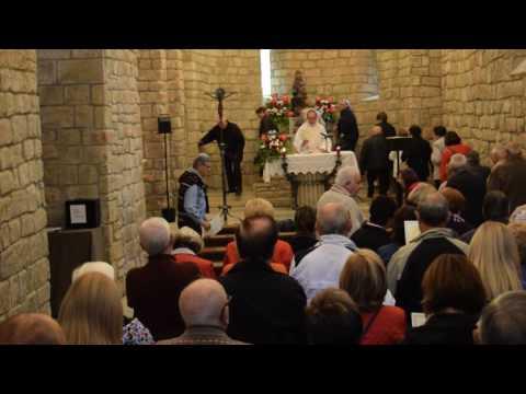 Cantada dels goigs a santa Maria de l'Aguda