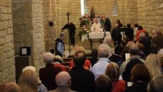Cantada dels goigs a santa Maria de l\'Aguda