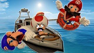 R64: Mario's Boat Trip