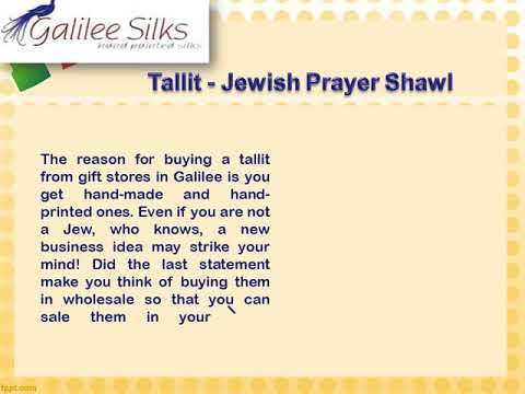 Get at least any of these 4 things from Galilee Gift Stores!