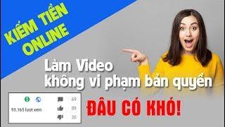 Cách làm video không vi phạm bản quyền   Nguồn video miễn phí khổng lồ đủ mọi chủ đề