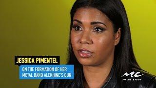 Jessica Pimentel on Her Metal Band Alekhine's Gun