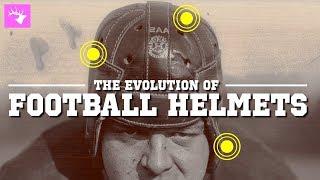 The Evolution of Football Helmets