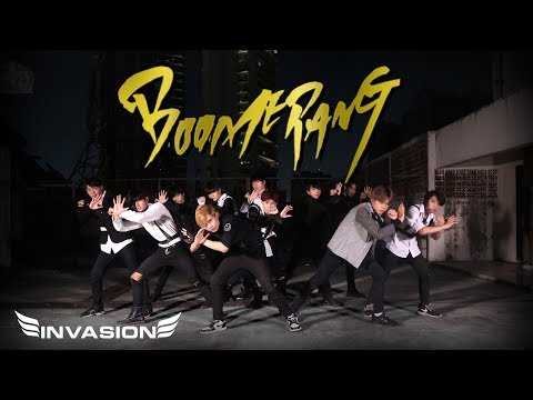 Wanna One (워너원) - 'BOOMERANG (부메랑)' COVER BY INVASION BOYS