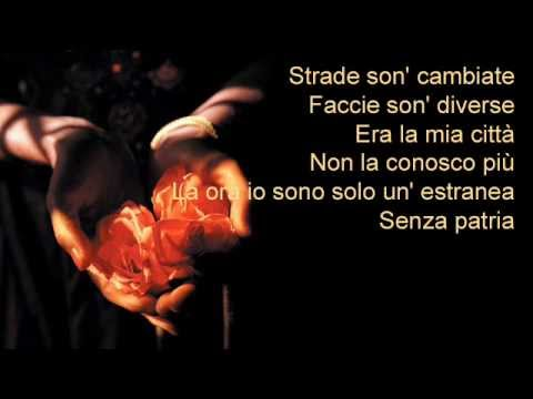 Sarah Brightman - Anytime, Anywhere (lyrics video)